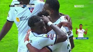Emelec 1:1 Liga de Quito