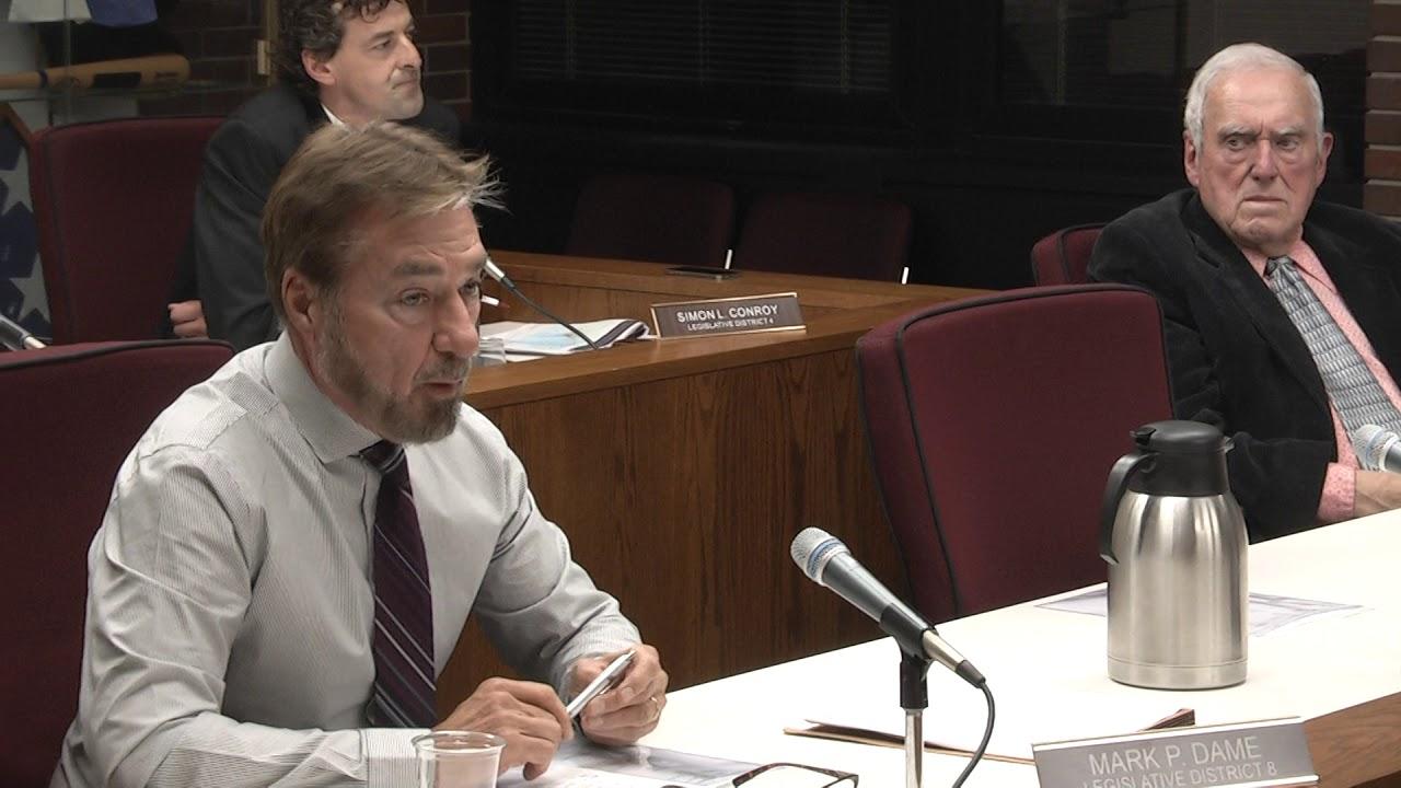 Clinton County Legislature Meeting  1-10-18