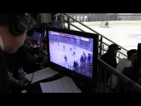 Behind the scenes of a 2015 World Police and Fire Games broadcast