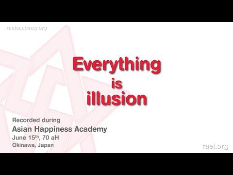 Maitreya Rael: Everything is illusion (70-06-15)