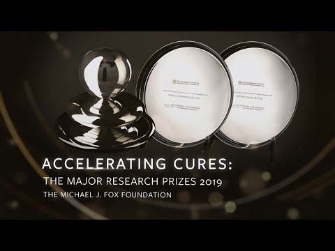 Honoring the Winners of The Michael J. Fox Foundation's 2019 Major Research Prizes