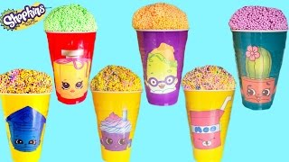 SHOPKINS Season 4 Surprise Cups