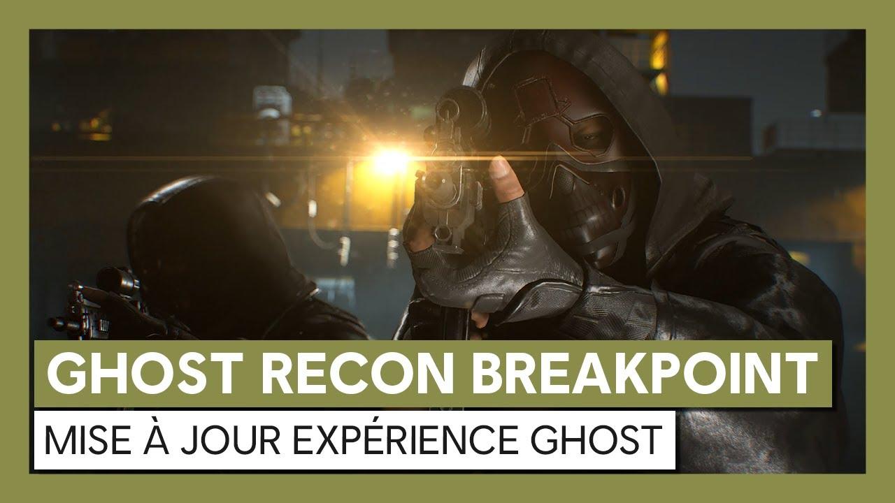Ghost Recon Breakpoint : Mise à jour de l'Expérience GhostVOSTFR