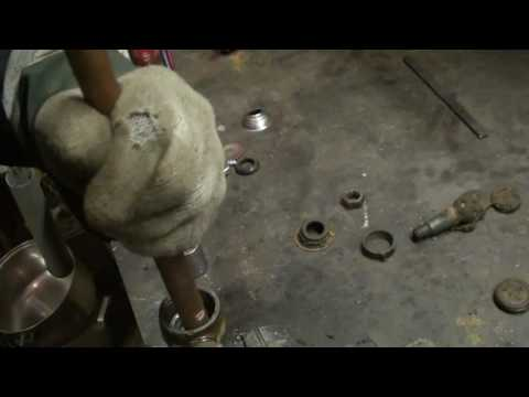 ремонт рулевого наконечника уаз