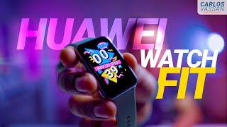 Huawei Watch Fit | Unboxing + TODO lo que puede hacer