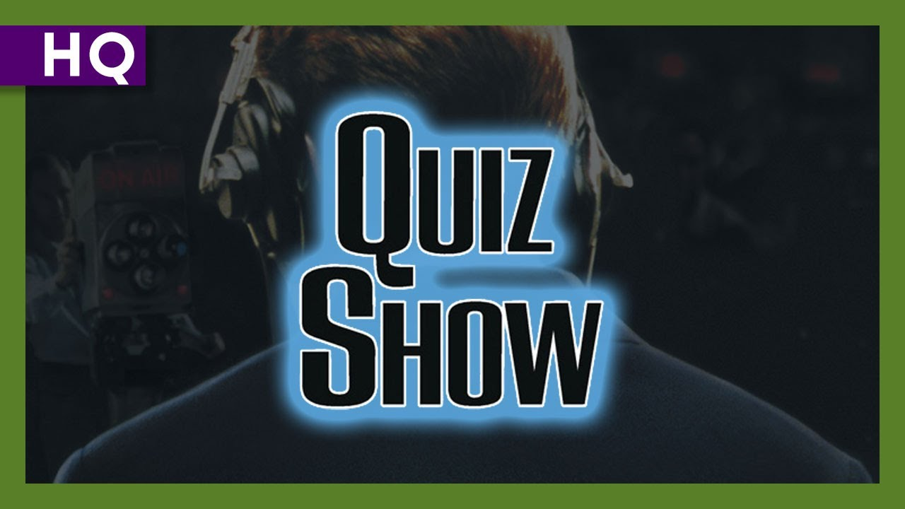 Download Quiz Show (1994) Trailer