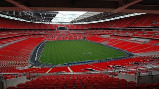 Wembley Stadium Tour – Behind the Scenes
