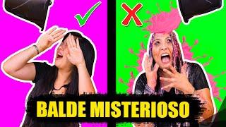 BALDE MISTERIOSO - TENTE NÃO SE SUJAR | Blog das irmãs