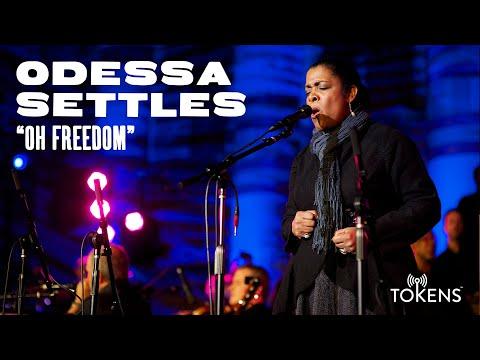 Tokens: Odessa Settles sings