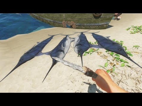 Survival Island #13: săn tận 4 em Marlin(Cá kiếm)