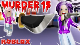 WHO IS THE MURDERER?! / Roblox: Murder 15