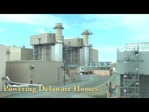 New Natural Gas Plant Powering Delaware Homes!