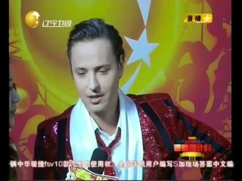 VITAS' Interview to Liaoning TV_Liaoning TV Spring Festival 2011_Shenyang