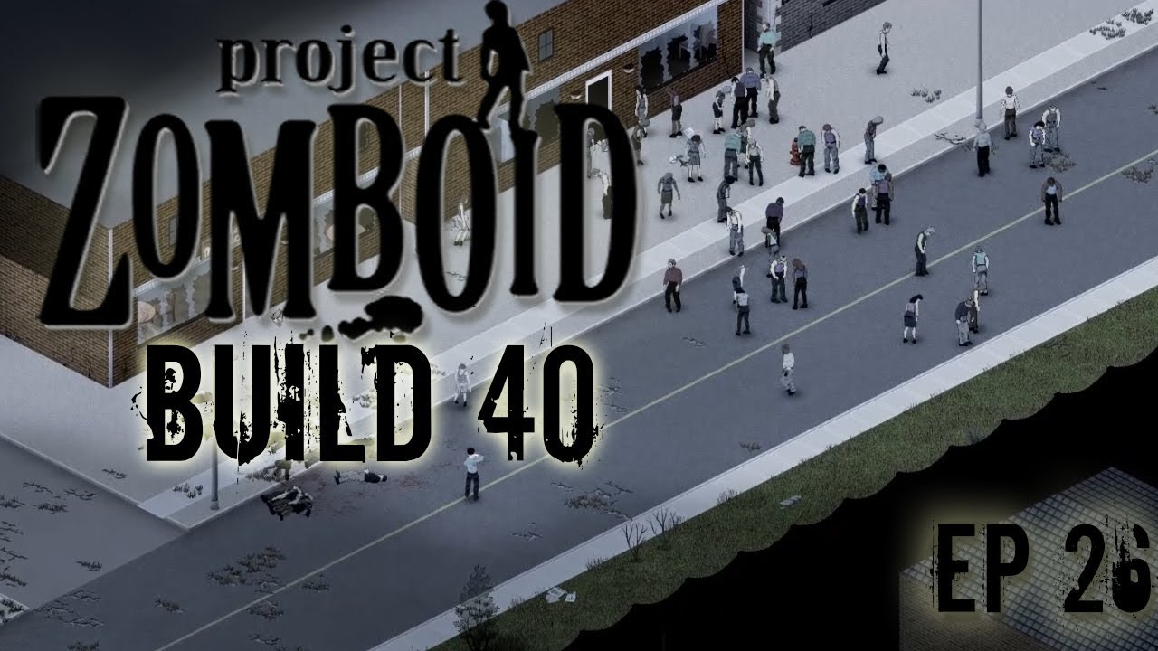 PROJECT ZOMBOID Build 20   EP20   Helicopter   Project Zomboid