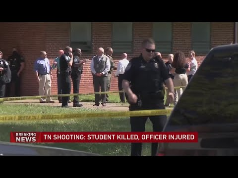 Police: Tennessee high school student killed after opening fire at officers in school
