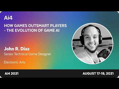 How Games Outsmart Players - The Evolution of Game AI