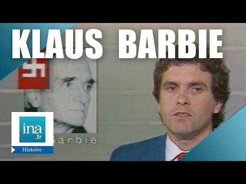 Klaus Barbie, le petit chef nazi | Archive INA