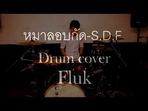 หมาลอบกัด S.D.F. (Drum cover) By Fluk  @ Cayman Studio