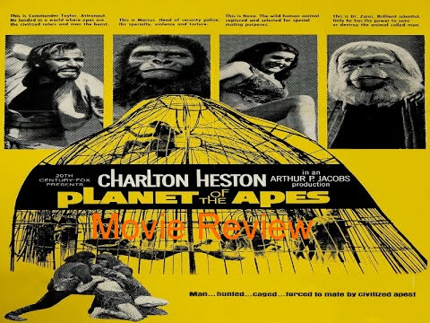 planet of the apes 1968 movie review youtube