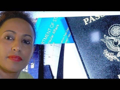 How To Renew Your U.S Passport In 8 Hours. Part 1