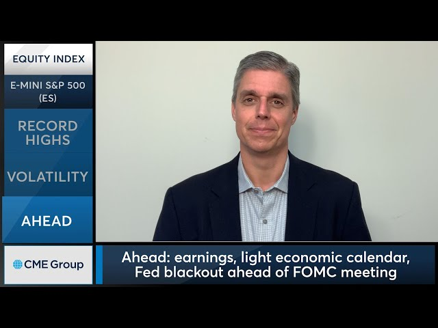 April 16 Equities Commentary: Todd Colvin