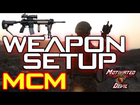 Marine Corps Stories: #9 USMC Bootcamp and MCT/SOI Weapon Setup - 53-5 Joined Late, Dominated