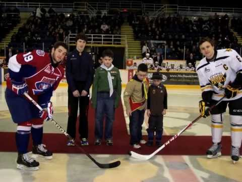 Cape Breton Screaming Eagles 2012-13 Season Slideshow