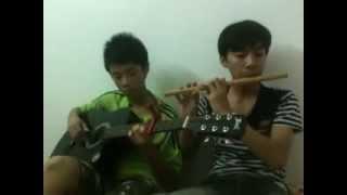 Nếu không phải là em (cover Flute ft guitar)