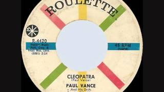 Paul Vance & His Orchestra - Cleopatra