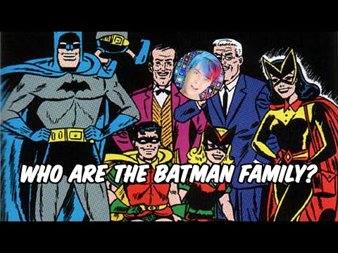 Who are The Batman Family