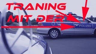 Safe driving training / Police Porn 4K