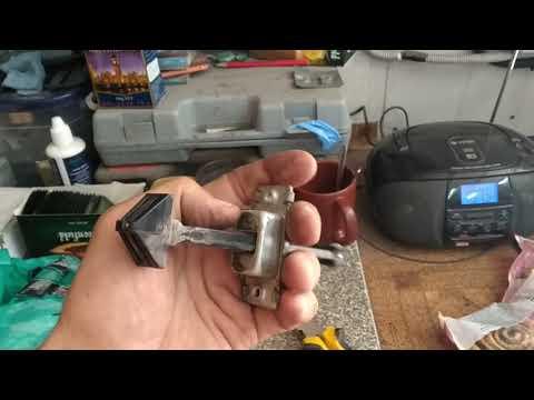 ремонт ограничителя авто двери... бесплатно