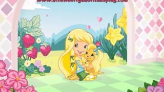 Strawberry Shortcake Puppy Place Game Player screenshot 4