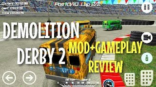 DEMOLITION DERBY 2 APK MOD GAMEPLAY 2017 | Latest Android Games