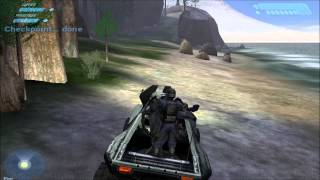 Halo Combat Evolved Mission 4