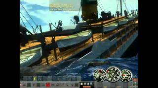 silent hunter 4 sinking ships