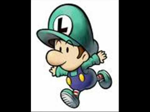 mario and luigi partners in time vocals baby luigi