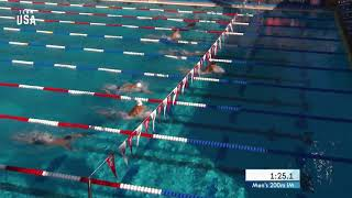 Ryan Lochte Is Crowned The Men's 200-meter Individual Medley National Champion   Champions Series Pr