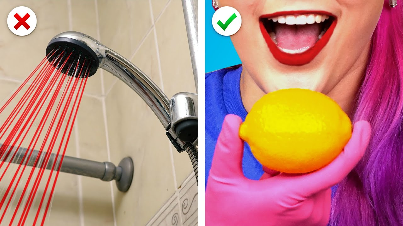 HOME CLEANING! 11 Smart Cleaning Hacks & DIY Ideas By