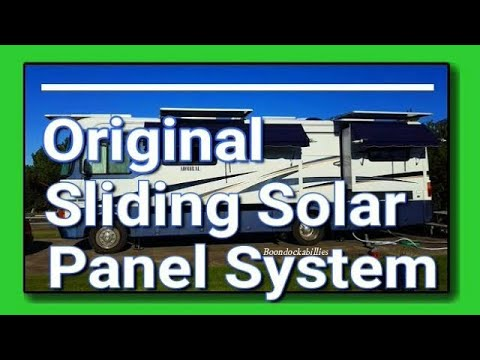 Full Time RV Living: 15 SOLAR Panels NEVER PAY ELECTRIC BILLS AGAIN!