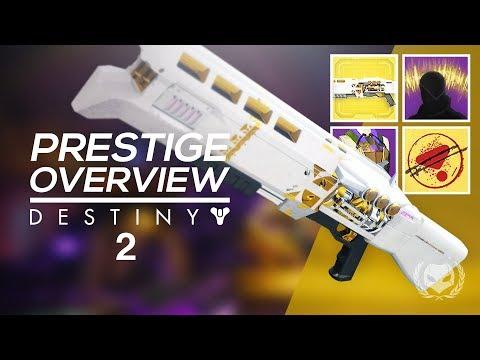 Destiny 2: Prestige Mode Overview & Exotic Ornament!