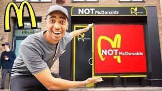 I Opened A FAKE McDonalds