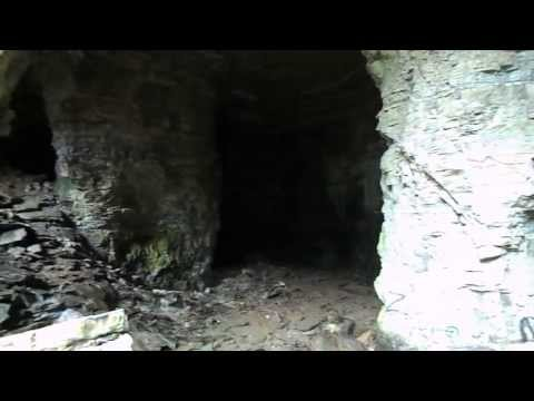 Piasa Bird Cave Water Fall ....Alton IL
