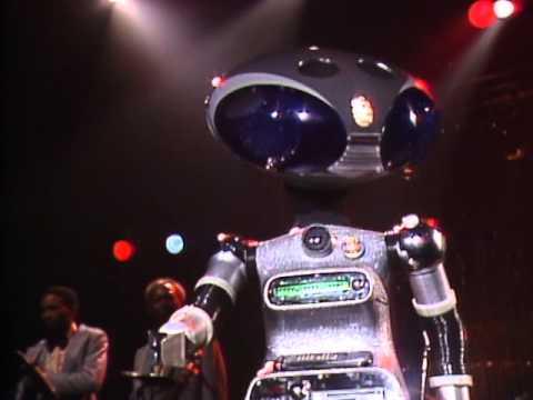 James Brown Robot Introduction