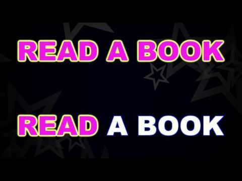 Read a Book (Karaoke Version)