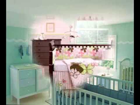 Easy diy baby nursery decor ideas youtube - Simple baby room decorating ideas ...