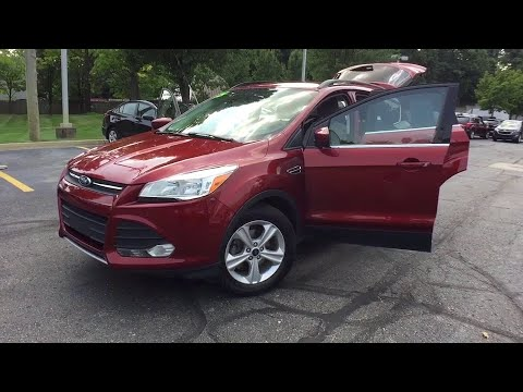 2015 Ford Escape Clarkston, Waterford, Lake Orion, Grand Blanc, Highland, MI UC70528A
