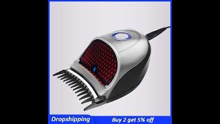 Беспроводной триммер для волос самообслуживание мужские машинки стрижки набор ухода за волосами
