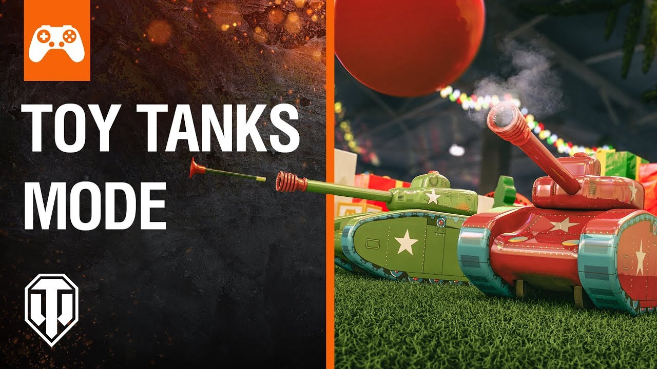 World of Tanks Console – Toy Tanks are back!