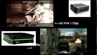 HD PVR 2 1080p  :: Unboxing, Review, & Comparison :: Best Recorder ?!?